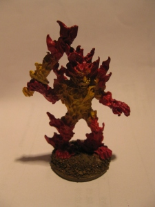Ral Partha Fire Elemental